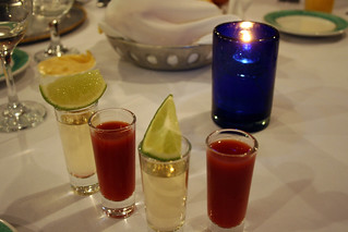 Tequila and Sangrita – the traditional way to drink it. | by Lucian Savluc