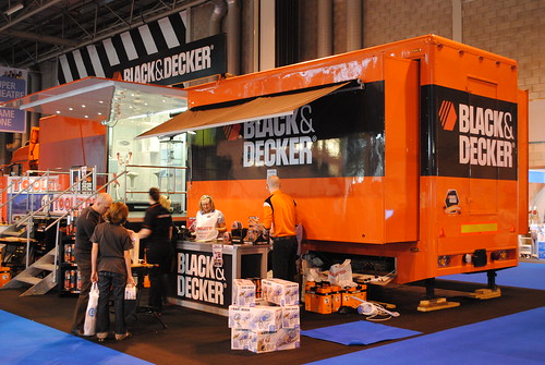 Toolstop @ The Gadget Show Live with Black & Decker | by toolstop