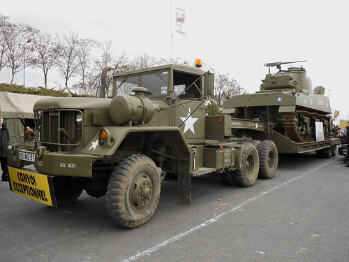 Porte-char/Tank transporter | by xavnco2