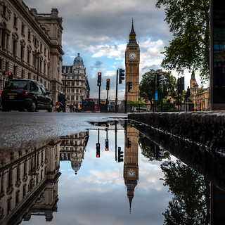 London Reflections | by vulture labs