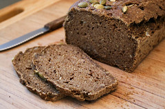 Pumpkinseed Teff Bread | by Kim | Affairs of Living
