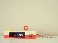 fisher price instamatic camera | by doe-c-doe