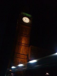 Big Ben @ night (by coach) | by helen james