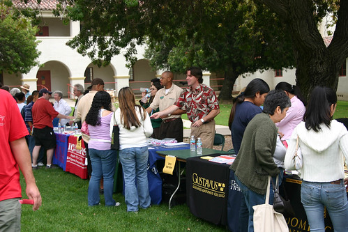 Future students and their families attend Destination College event | by California State University Channel Islands