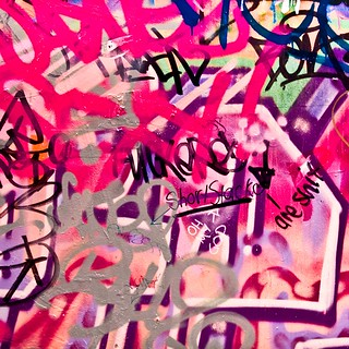 Graffiti Art / Background / Texture | by ►CubaGallery