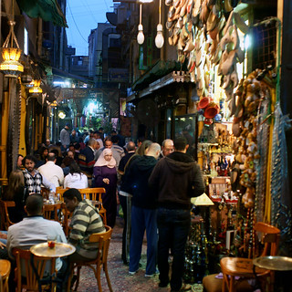 Cairo Market | by Victor Shum