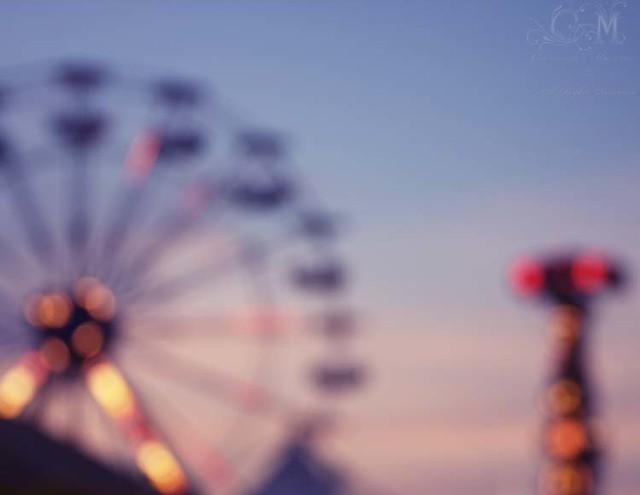 Week 40 / Sky Wheel