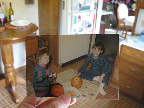 Pumpkin carving: 1987-2010 | by bibsydobbins