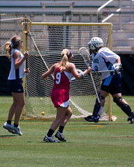 Catholic university womens lacrosse stripper