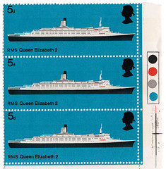 qe2 postage stamps | by maraid