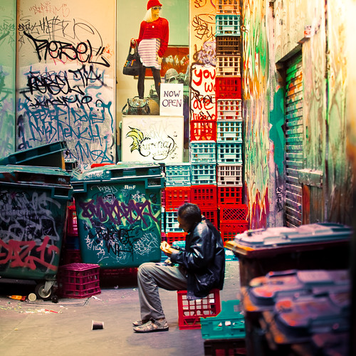 Melbourne / Graffiti / Urban / Photography | by ►CubaGallery