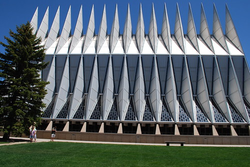 Air Force Academy Chapel | by pattyk62