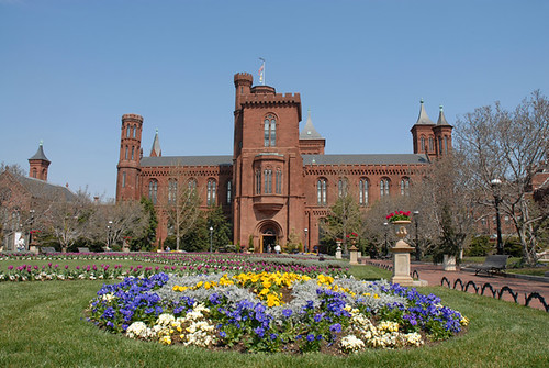 Smithsonian castle2 | by Blackdog Ad