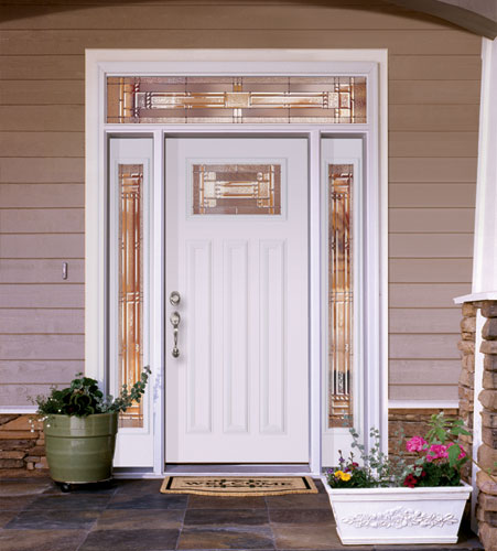 feather river door fiberglass entry doors smooth white door