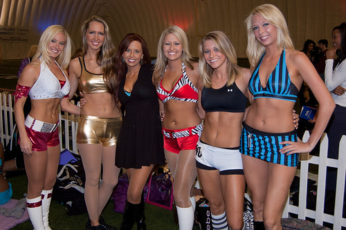 Houston Texans cheerleader tryout 2010 | by mikemcguff