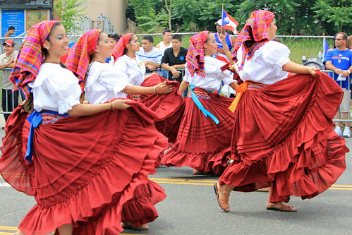 PUERTO RICAN AND HISPANIC DAY PARADE 2010 / BRENTWOOD, LI, NEW YORK | by Oquendo