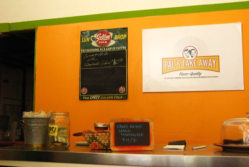 Pal's TakeAway / Sandwiches / Mission district | by slowpoke_taiwan