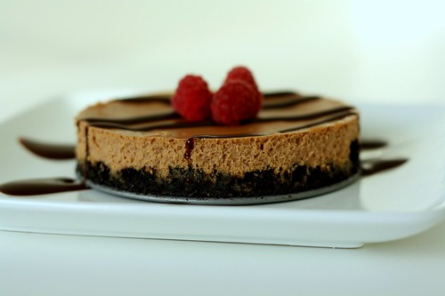 TWD Chocolate Cheesecake | by Tracey's Culinary Adventures