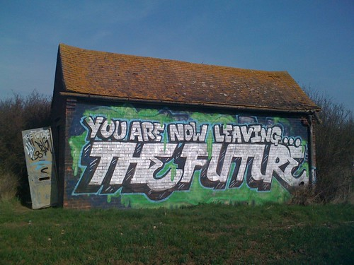 Leaving Cambridge? you are now leaving the Future | by PaulSmithuk