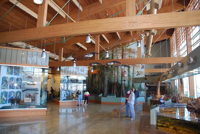 Witt Stephens Nature Center 3
