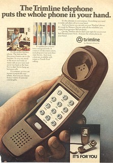 Western Electric trimline phone | by Paxton Holley