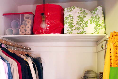 Office Closet Organization | by Nicole Balch