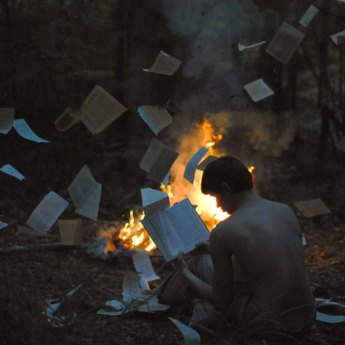 The book burning. | by alexstoddard