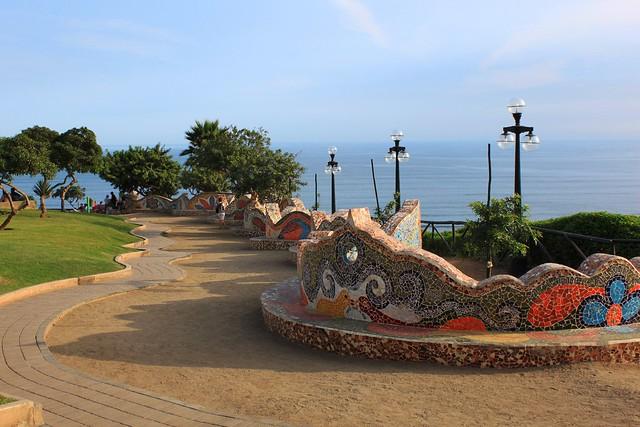 Miraflores, Lima: Parque del Amor