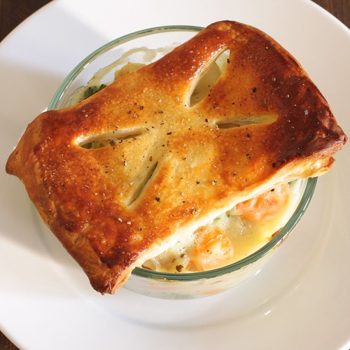 Individual Chicken Pot Pie | by Madison Bistro