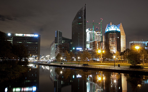 The Hague City @ Night | by DolliaSH