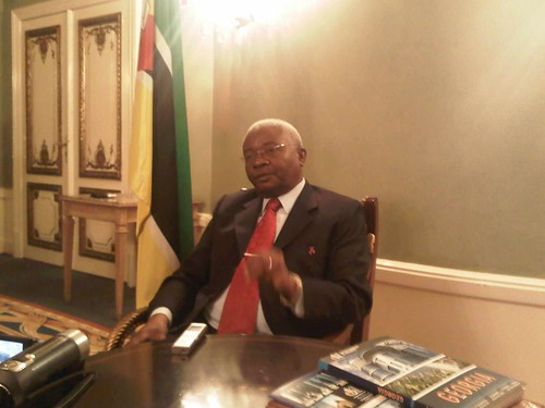 Guebuza-President of Mozambique | by World Investment News - WINNE