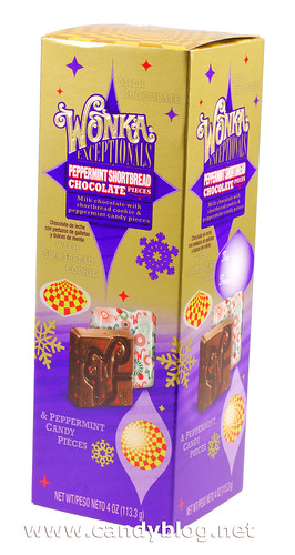 Wonka Exceptionals Peppermint Shortbread Chocolate Pieces | by cybele-