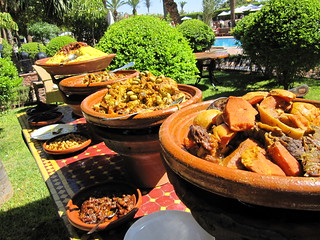 Morocco lunch | by Aromahead Institute