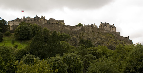 Edinburgh Castle by day | by Lawrence OP