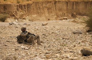 Riverbed Patrol | by The U.S. Army