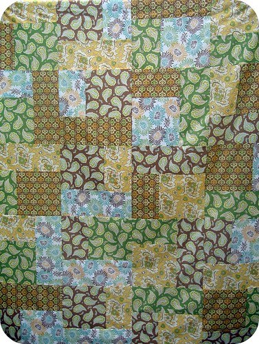 WIP 9 - Fresh Cut Turning Twenty Quilt | by j_q_adams