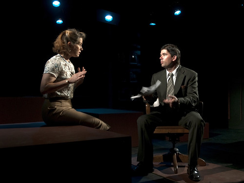 After the Fall by Arthur Miller | by Eclipse Theatre Company