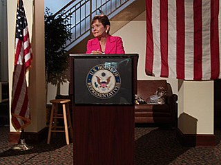 Rep Sue Myric - Gaston County Town Hall | by blacktalkmediaproject