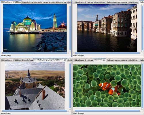 Image viewer with split window. | by lazycatmanatee