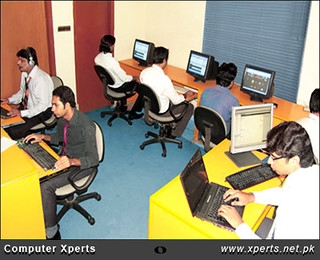 WORKING LAB - LAHORE | by Computer Xperts