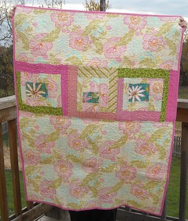 pink/green quilt back | by vickivictoria