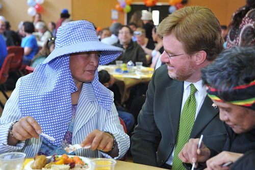 November 24, 2010 - Community Thanksgiving lunch | by US Embassy New Zealand