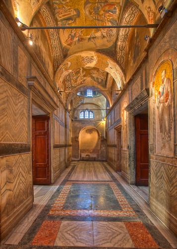 Chora Church Museum Istanbul  Flickr - Photo Sharing!