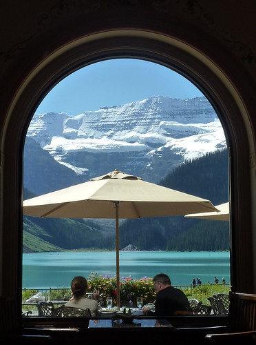 Fairmont Hotel Lake Louise | by Sharon Lewin