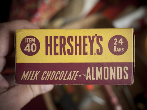 Hershey squirts. | by Draplin