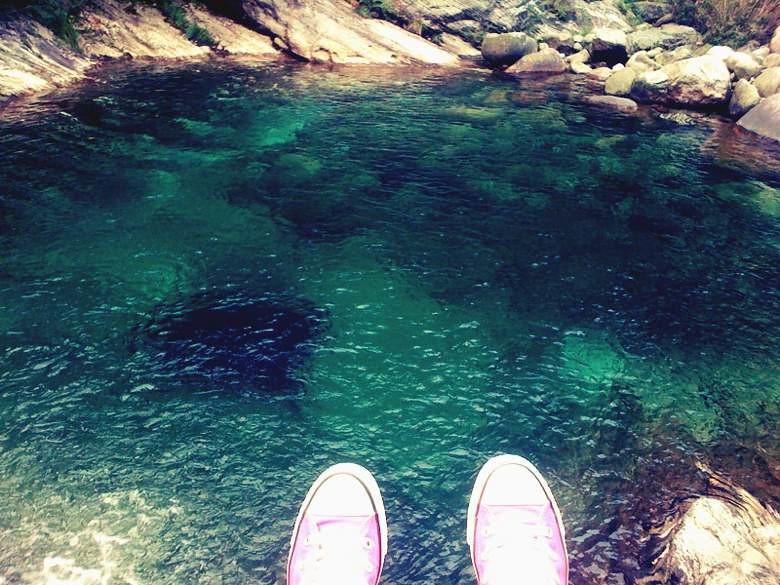 翡翠谷的泉水