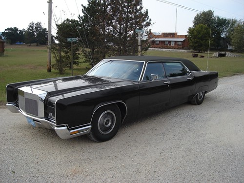 Aa Elegant Limousine >> 1972 Lincoln Continental Andy Hotton Limousine | Rare, quite… | Flickr