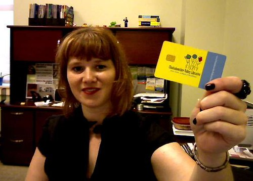 Show Your Library Card! | by Bobbi Newman