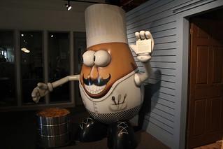 Mrs Potato Restaurant Menu