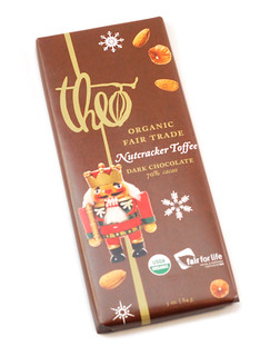 Theo Nutcracker Toffee Dark Chocolate Bar | by princess_of_llyr
